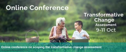 Transformative change online conference